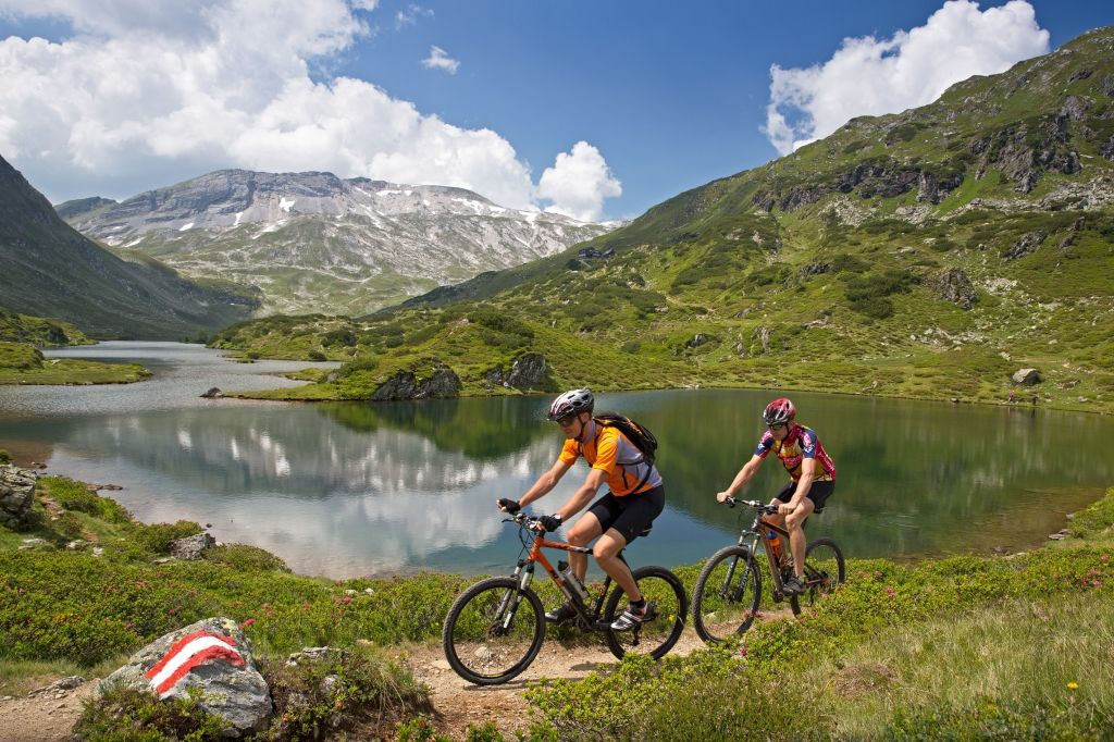 Mountainbiken in der Region Schladming Dachstein